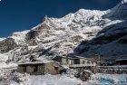 Népal, boucle de la Rolwaling par le Yalung la - Novembre 2017