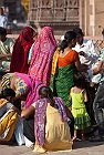 Rajasthan , Jodhpur : le marché de Sardar