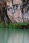 Gouffre de Koboué, en quelques points d'eau...