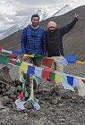 Trek des sources de la Tsarap à l'Indus (Ladakh) : les cols en vidéo