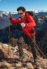 Dernière tendance...le Fast-Hiking. Je rêve !!!!!