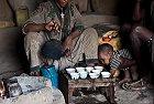 Ethiopie: cérémonie du café (Buna)