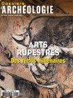 Dossiers d'Archéologie n° 358,  Arts Rupestres - Juillet Août 2013 -