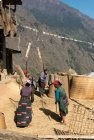 Trek Langtang - Gosainkund - jour 8 -