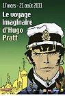 Le Voyage imaginaire d'Hugo Pratt, Pinacothèque de Paris