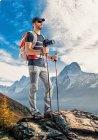 Le nec plus ultra pour la photo en randonnée...selon Manfrotto