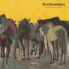 Sh.Chimeddorj - Peintre mongol