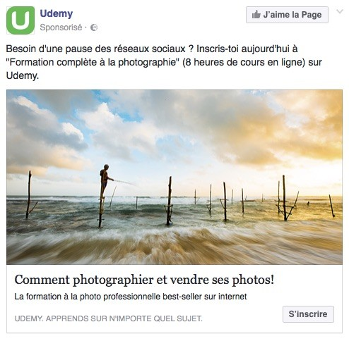udemy.photographe