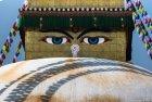 Bodnath (Boudhanath), enfin prêt...magique !