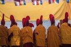 Bodnath (Boudhanath) - 18 et 19 Novembre 2016 - 2 cérémonies de purification...