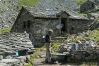 Trek Val d'Aoste - Tour des Géants - Grands Combins - Jour 4