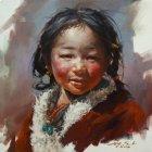 Donna Donghong Zhang, amoureuse du Tibet...