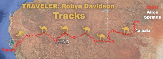 tracks.robyn.davidson.map