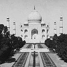 Taj Mahal , perle de l'Inde