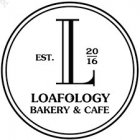 Loafology bakery, The place to be at Islamabad.