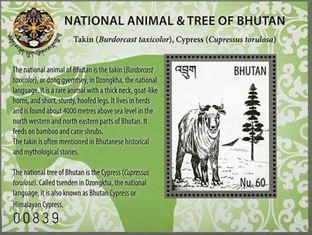timbre.takin.bhoutan